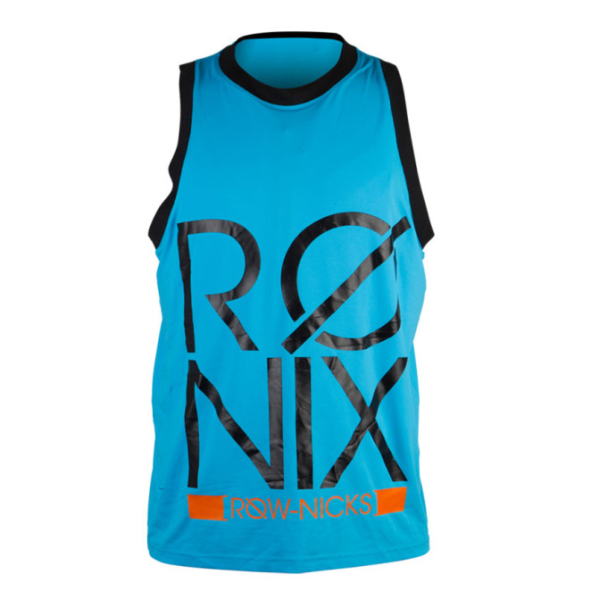 Ronix Phonetic Quick Dry Tank Top - Azure