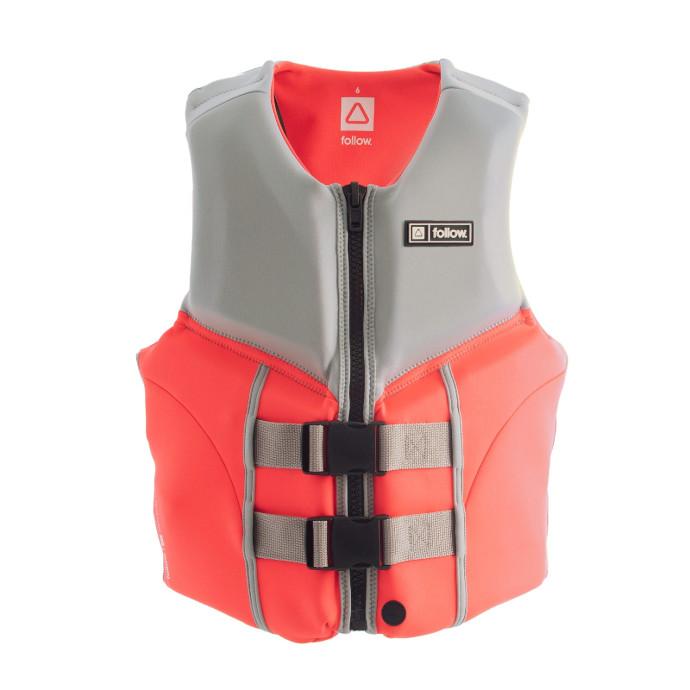 Follow Cure Ladies 2021 50N Life Vest - Pink