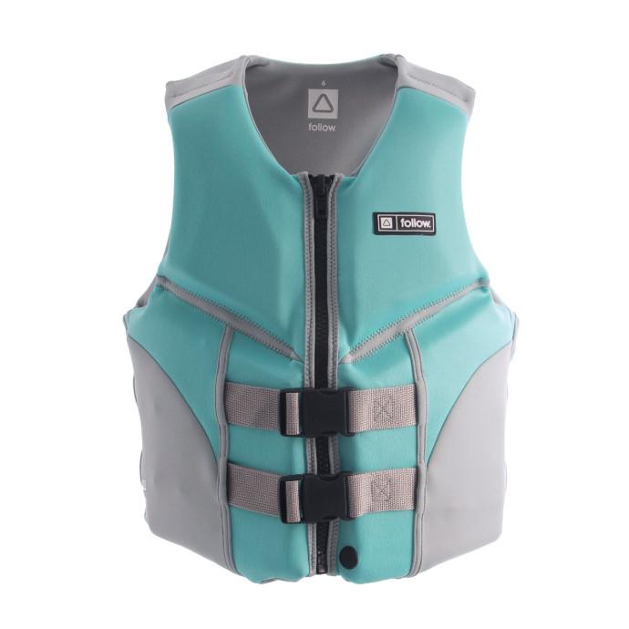 Follow Cure Ladies 2021 50N Life Vest - Teal