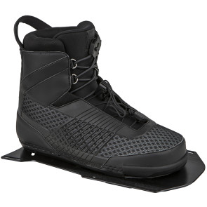 Radar Profile 2018 waterski Boot - Front Alum. Plate - Left