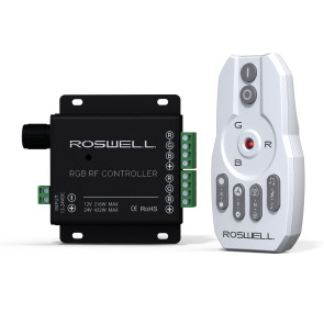 Roswell Rgb 2017 Remote & Controller