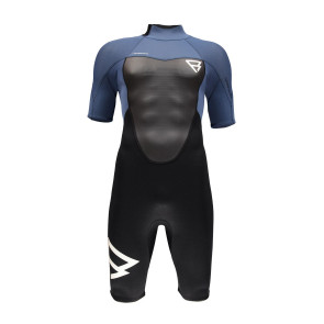 2021 Brunotti Defence 3/2 Shorty Wetsuit - Blue