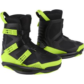 2021 Ronix Supreme Black / Volt Boot