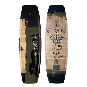 Ronix Top Notch Pro All Over Flex 2021 Cable Park Wakeboard