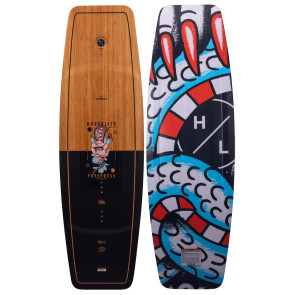 Hyperlite Freepress Bamboo 2021 Cable Park Wakeboard