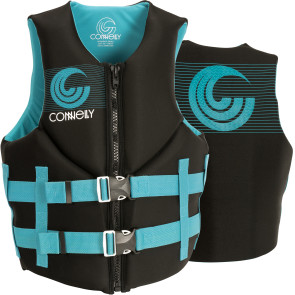 2021 Connelly Promo Women's CE Neo Vest 50N - Aqua