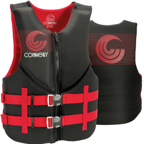 2021 Connelly Promo Men's CE Neo Vest 50N - Red