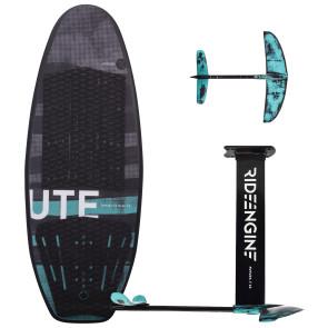 Hyperlite UTE w/Ride Engine Carbon Wakefoil Complete Package