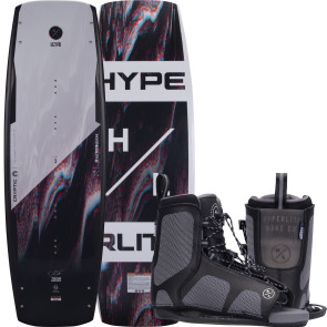 Hyperlite Cryptic #2022 w/Remix Boat Wakeboard Package