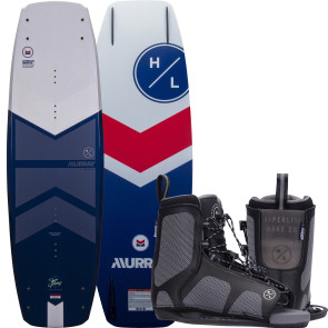 Hyperlite Murray Pro #2022 w/Remix Boat Wakeboard Package