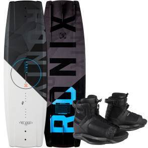 Ronix Vault #2022 w/Divide Boat Wakeboard Package