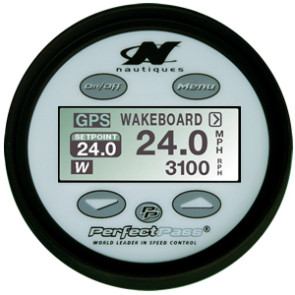 Perfect Pass 3.5 Star Gazer Display - Nautique White