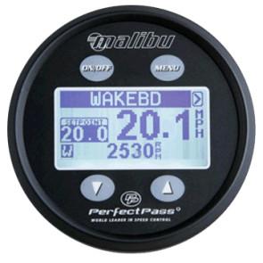 Perfect Pass 5 Star Gazer Jumbo LCD Display - Malibu Black