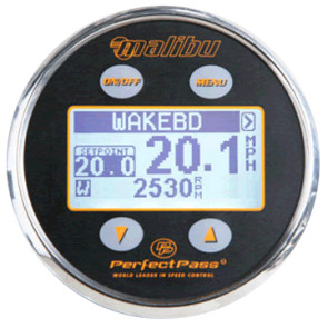 Perfect Pass 5 Star Gazer Jumbo LCD Display - Malibu Orange
