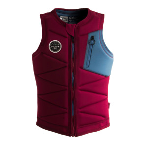 2020 Follow Atlantis Ladies Impact Jacket - Burgundy
