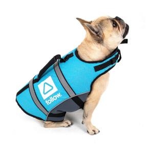 2021 Follow Dog Floating Aid - Teal