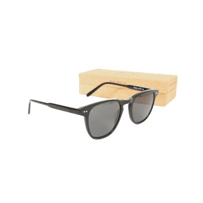 2020 Follow Follow Barred Sunnies - Black
