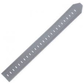 Slingshot Gummy Strap Grey (Single)