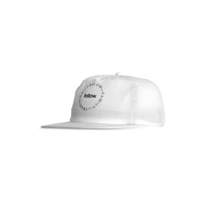 Follow Tradition Formless Hat - White