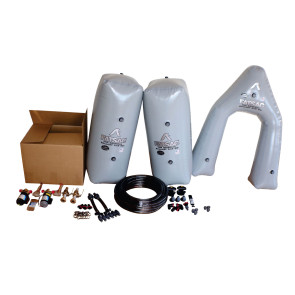 Fatsac Retro Inboard Front and Rear Wake Kit - 1100lbs/500kg