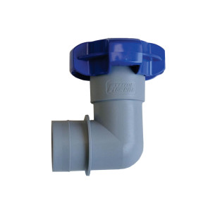 Fatsac 1-1/2'' Flow-Rite QC Elbow Fitting