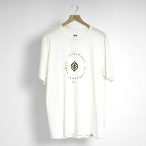 Follow S.P.R Mens Tee - Natural