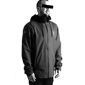 Follow Layer 3.1 Outer Spray Twelker 2021 Jacket - Charcoal