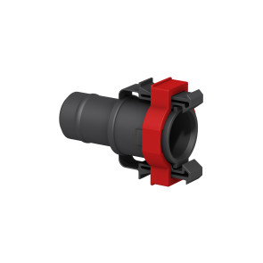 """Fatsac W740 Flow-Rite 3/4"""" Straight Quick Connect Socket"""