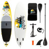 Aqualust 10'6'' iSUP Package - Yellow - Allround